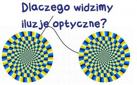 Jak iluzje optyczne oszukują nasz mózg?