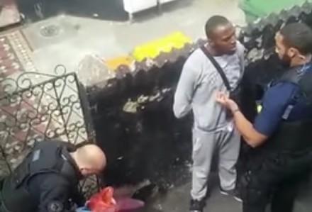 Niezwykłe znalezisko policjantów u podejrzanego w Londynie
