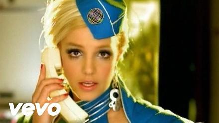 """Britney Spears - """"Toxic"""" - wersja bez używania AutoTune'a"""