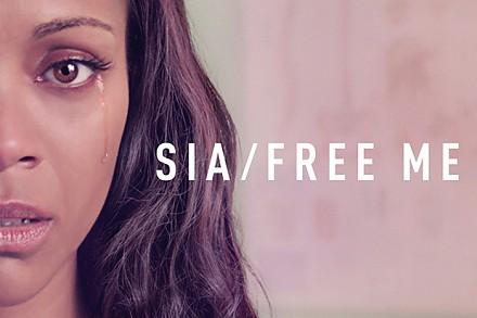 Sia - Free Me (utwór dla kampanii przeciw HIV)