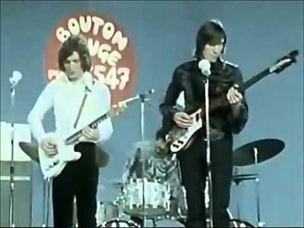 Pink Floyd na żywo w 1968 roku