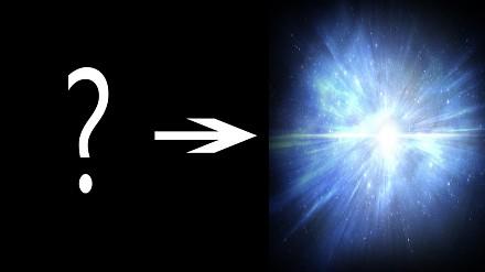 Czy wszechświat powstał z niczego?