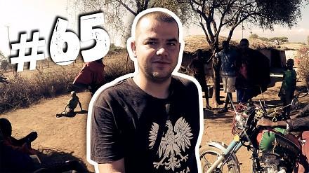 Przez Świat na Fazie - drugi dzień u Masajów w Kenii