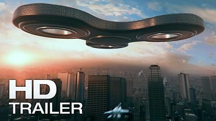Fidget Spinner - The Movie (zwiastun)