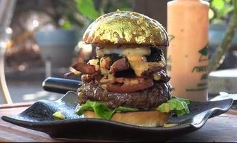 Przepis na najdroższego burgera świata. Glamburger