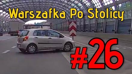 Tak się jeździ w Warszawie