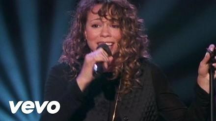 Wielki kawał dobrego wokalu - Mariah Carey - Without You