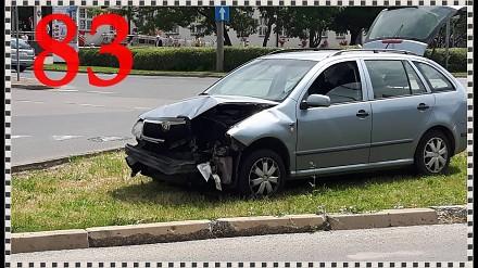 Drogowe przygody polskich kierowców
