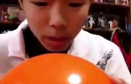 Japoński eksperyment z balonem