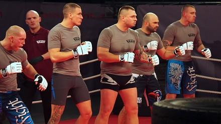 MMA Team Fight - Polska leje Szwecję