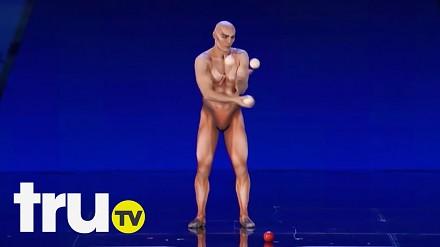Viktor Kee - ukraiński żongler w AGT