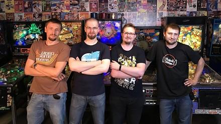 Pinball Station - wizyta w warszawskim muzeum flipperów