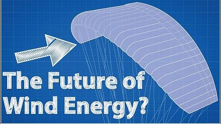 Latawiec zamiast wiatraka? Przyszłość energii wiatrowej?