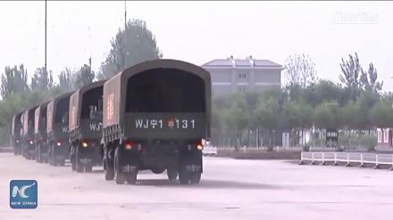 Chińska technika wojskowa
