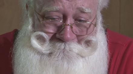 Chłopak zmarł w ramionach Świętego Mikołaja po ostatnim życzeniu