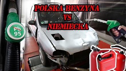 Czym różni się polska benzyna od niemieckiej?