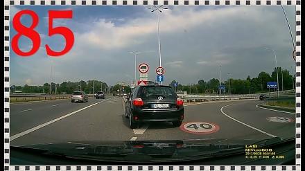 Polscy kierowcy wciąż są zagrożeniem na drodze