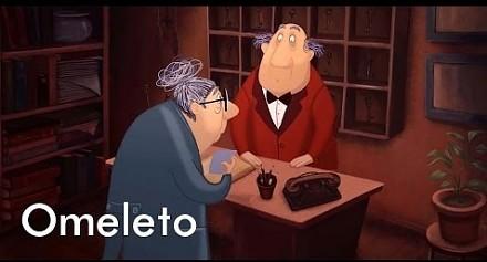Wzruszająca animacja o pewnej staruszce