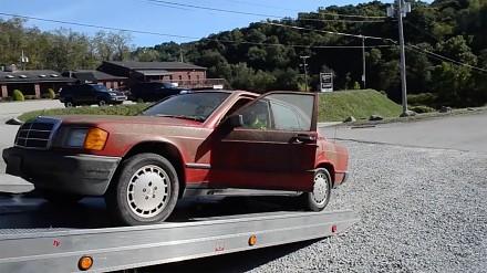 Najbrudniejszy samochód poddany profesjonalnemu detailingowi