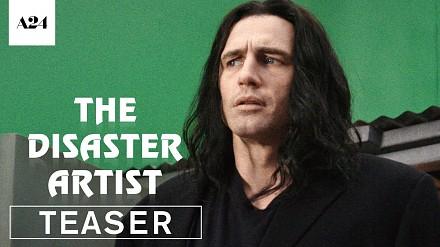 """Zwiastun filmu... o najgorszym filmie na świecie """"The Disaster Artisti"""""""
