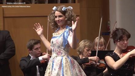 Genialny występ w czeskiej filharmonii na wesoło
