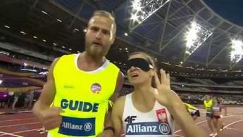 Niesamowity finisz Polki w biegu na 1500 metrów