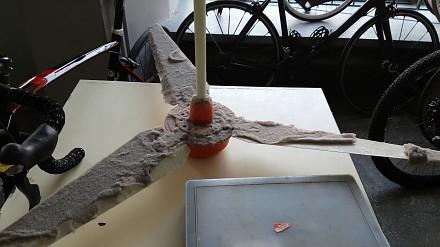 Polacy odkryli dywan z kurzu