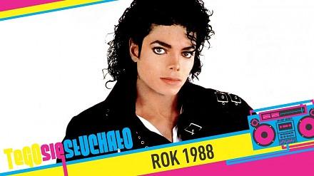 Tego się słuchało - największe hity 1988 roku