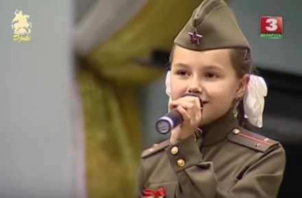 Katyusa (Катюша) - Valeria Kurnushkina & Red Army Choir