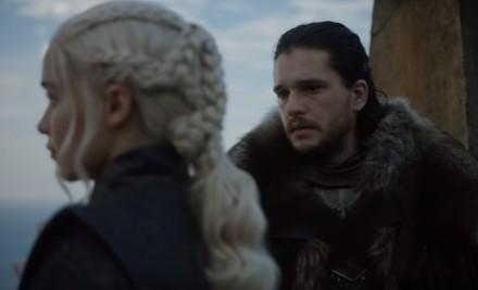 Jon Snow bierze się do roboty