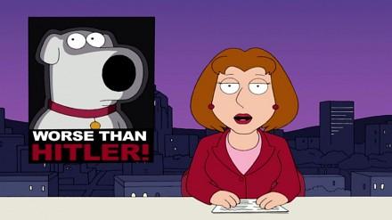 Family Guy - Brian przyznaje się do ateizmu