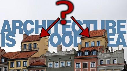 Po co są te małe domki na warszawskich dachach?