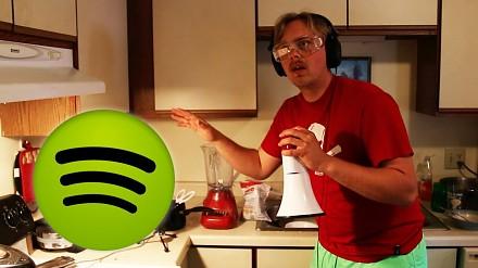 Tak nagrywane są reklamy ze Spotify