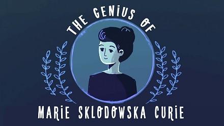 Świat zachwyca się Marią Skłodowską-Curie