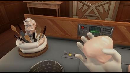 Chcesz pracować w KFC? Zobacz, czy przejdziesz ich program szkoleniowy z pomocą VR