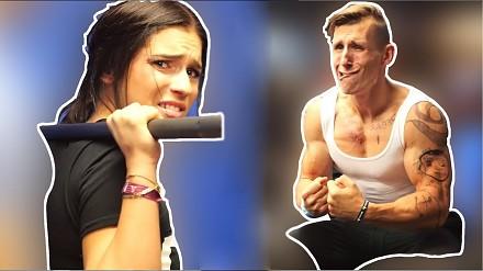 Co wkurza dziewczyny na siłowni?