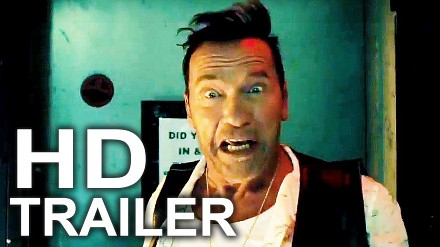 Arnold Schwarzenegger w roli zabójcy w komedii