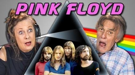 Jak starsi ludzie reagują na Pink Floyd?