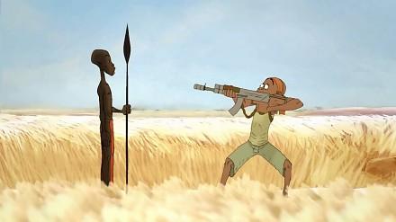 Adumu - ciekawa animacja o podejściu do ludzi