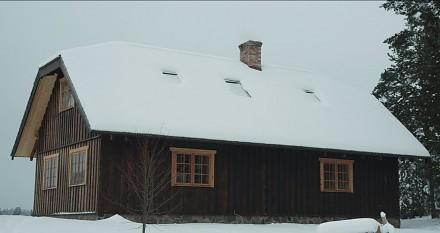25-minutowa historia narodzin drewnianego domu