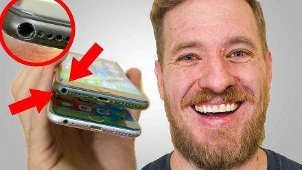 Prawdziwy i działający port słuchawkowy w iPhone 7?
