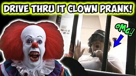 Czy straszny klaun może być straszny?