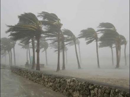 Zobacz potęgę żywiołu - huragan Irma w akcji