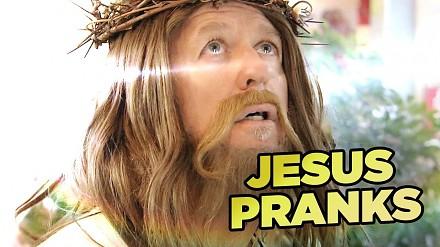 Coś dla fanów Jezusa Prankującego