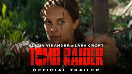 Pierwszy zwiastun nowego Tomb Raider