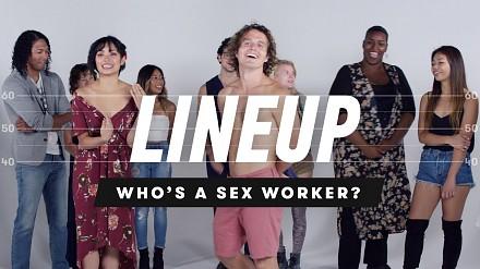 Zgadnij, kto z nieznajomych pracuje w branży porno