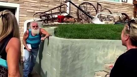 Najlepsza reakcja na wieść o zostaniu dziadkiem