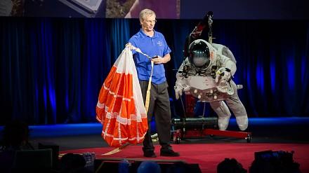 Skoczyłem ze stratosfery - Cichy rekordzista Alan Eustace