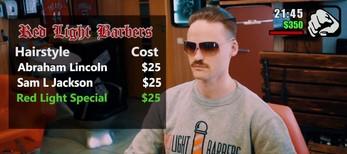Fryzjer z Wilna zrobił reklamę w stylu misji z GTA