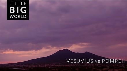 Requeim dla Pompejów - piękny timelapse w technologii tiltshift i 4K